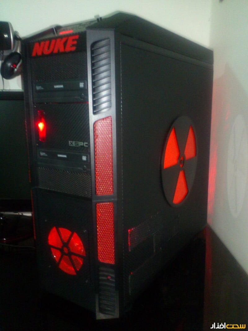 کیس X9-Nuke