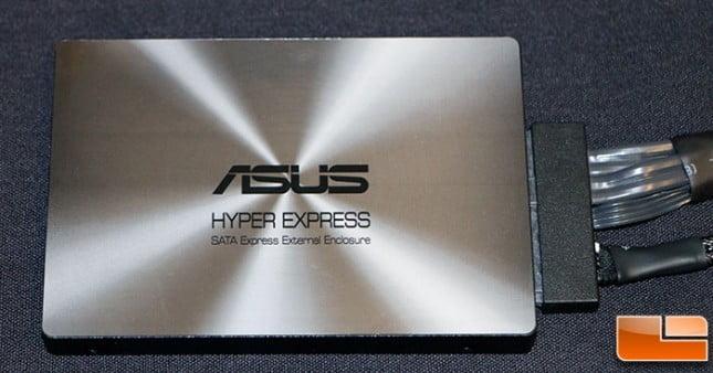 درایور SSD ایسوس