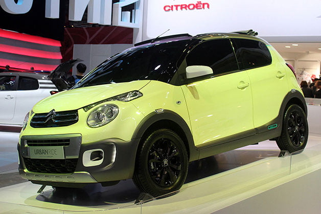 ماشین Citroen C1 Urban Ride