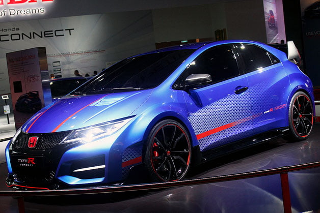 ماشین Honda Civic Type R Concept