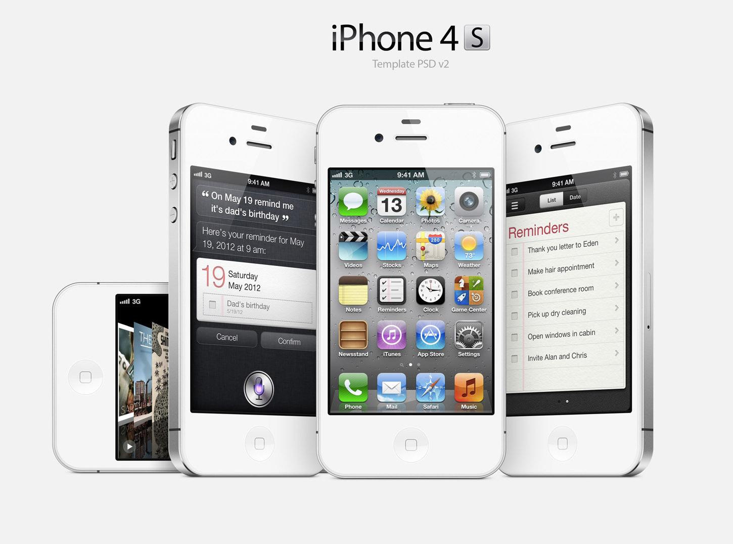 آیفون 4S