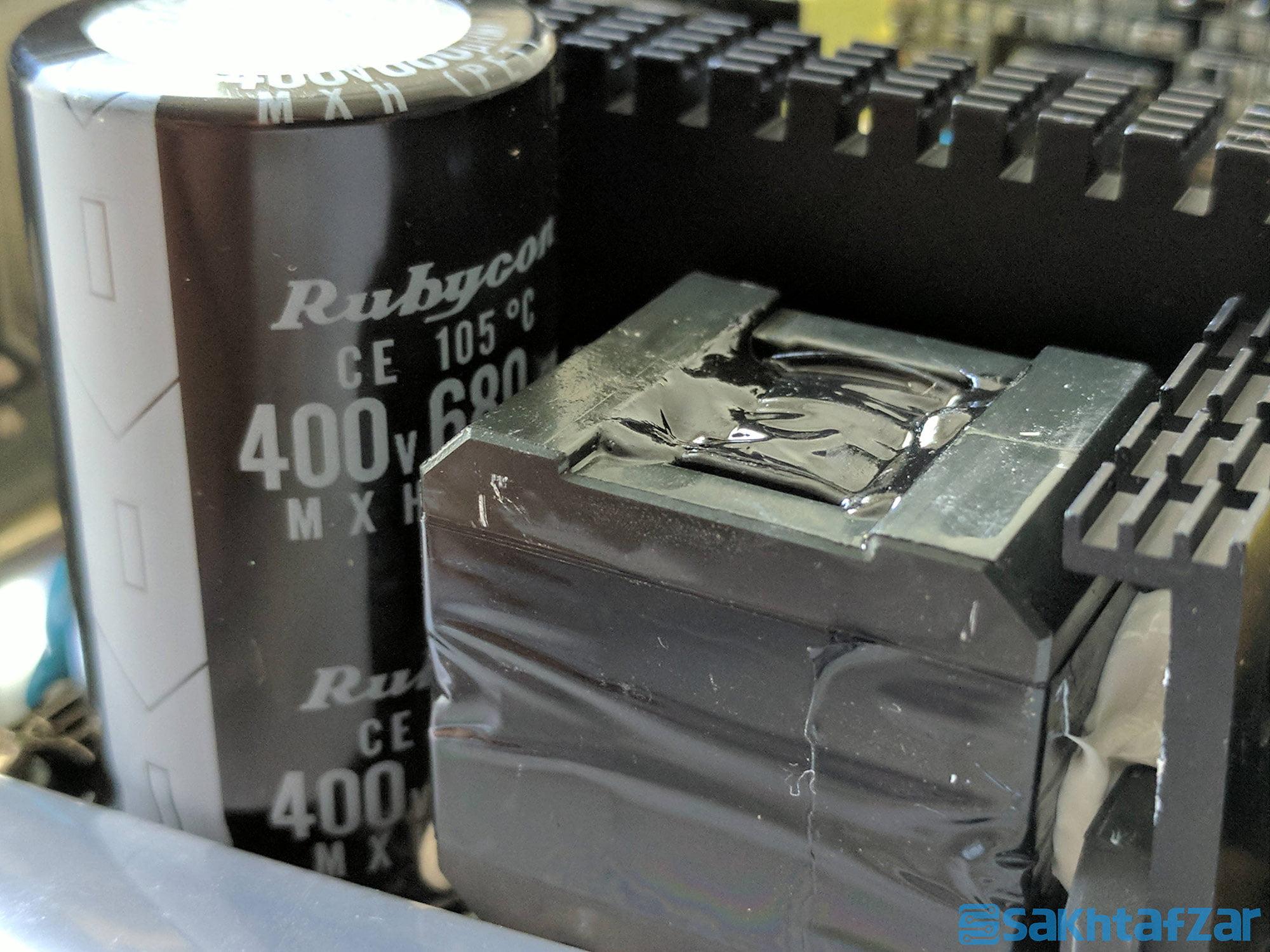 منبع تغذیه Thermaltake Toughpower Grand RGB 750W