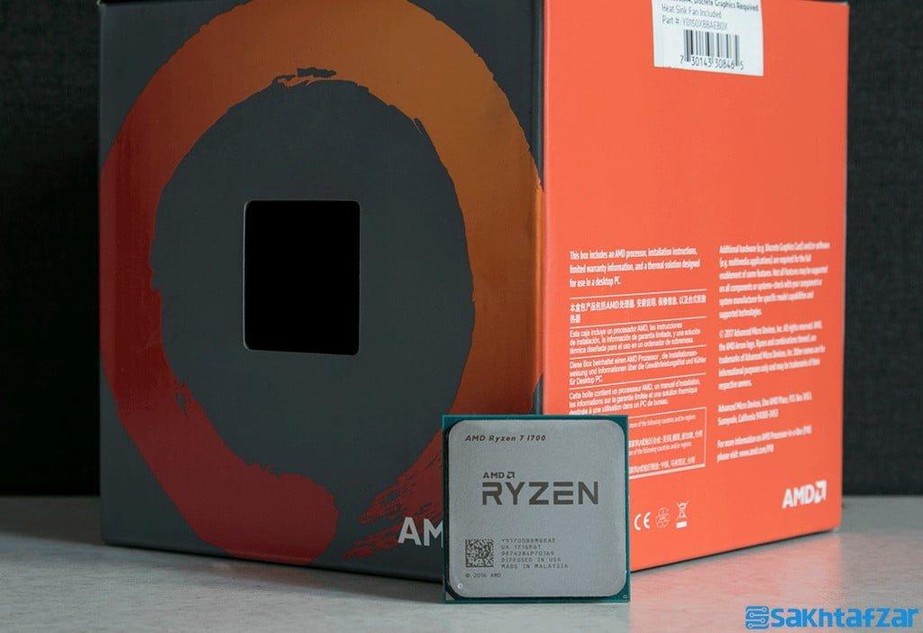 اختصاصی بررسی گروهی 4 پردازنده AMD Ryzen