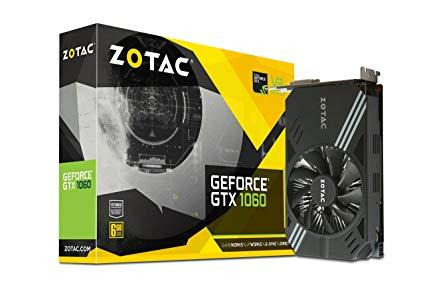کارت گرافیک ZOTAC GTX 1060 MINI 6GB