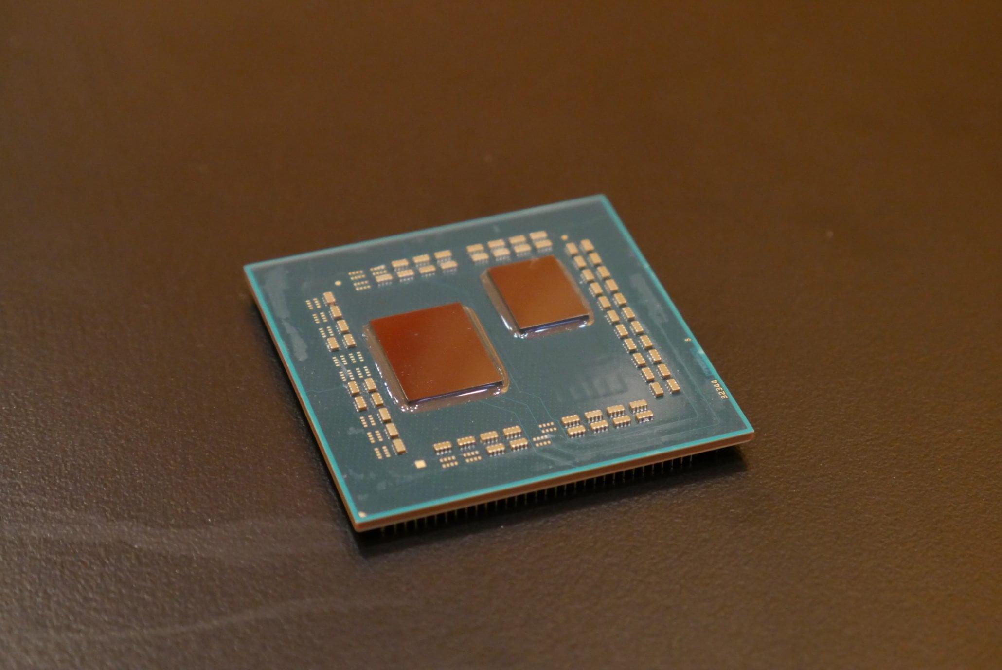 بنچمارکی از پردازنده 12 هستهای AMD Zen 2 لیک شد؛ سریعتر از Threadripper 1920X