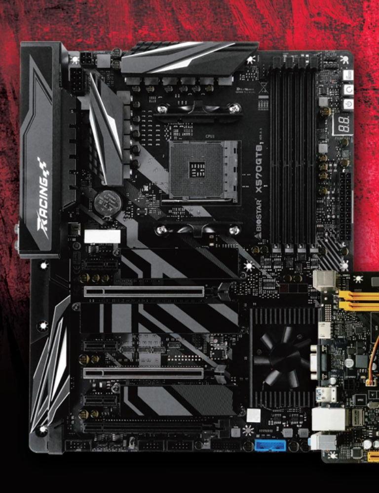 بایواستار نیز پشتیبانی رسمی مادربردهای خود از پردازندههای Ryzen 3000 را تایید کرد