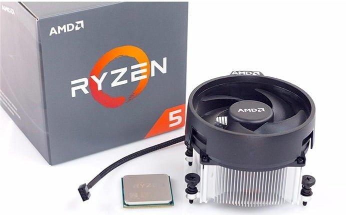 پردازنده Ryzen 5 2600