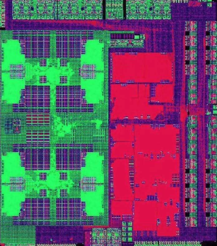 پردازنده ساخت چین Zhaoxin KX-6000 ظاهرا به اندازه Core i5-7400 سریع است