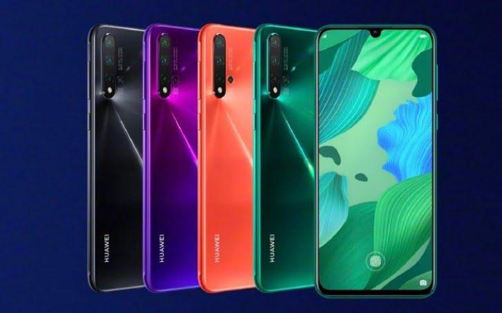 گوشی Huawei nova 5 Pro