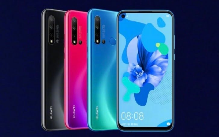 گوشی Huawei nova 5i