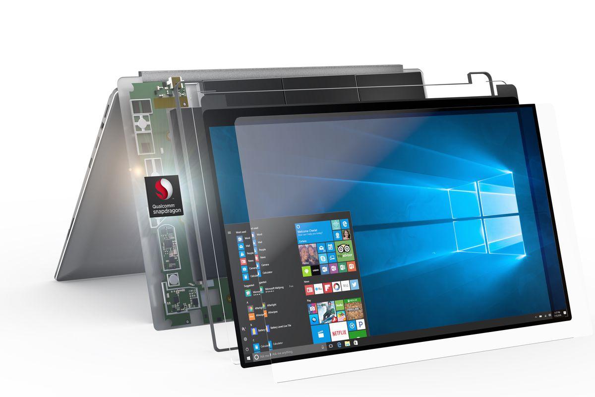 کوالکام با Snapdragon 7cx SoC لپتاپهای مقرون به صرفه ویندوزی را نشانه گرفته