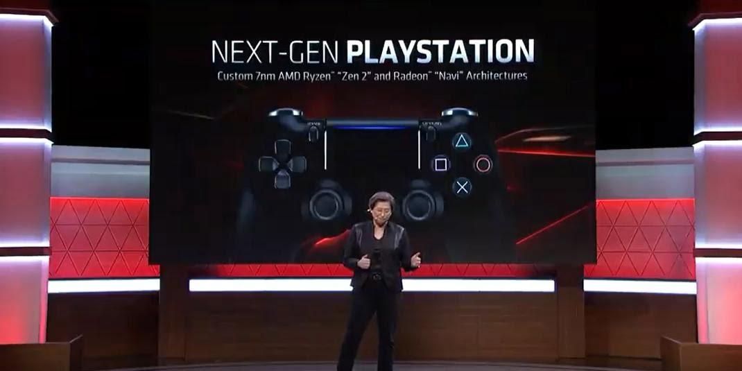PS5 و Xbox Scarlett از گرافیکهای متفاوتی استفاده میکنند