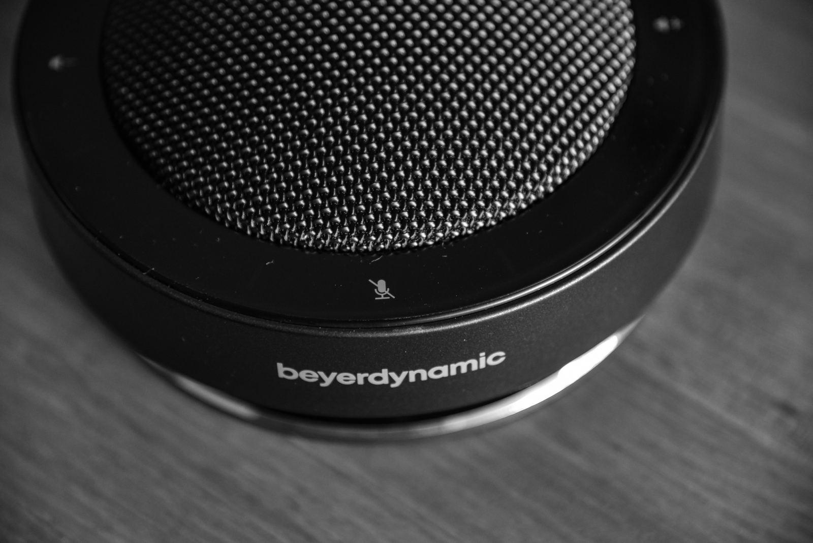 بررسی اسپیکرفون بلوتوث Phonum شرکت Beyerdynamic