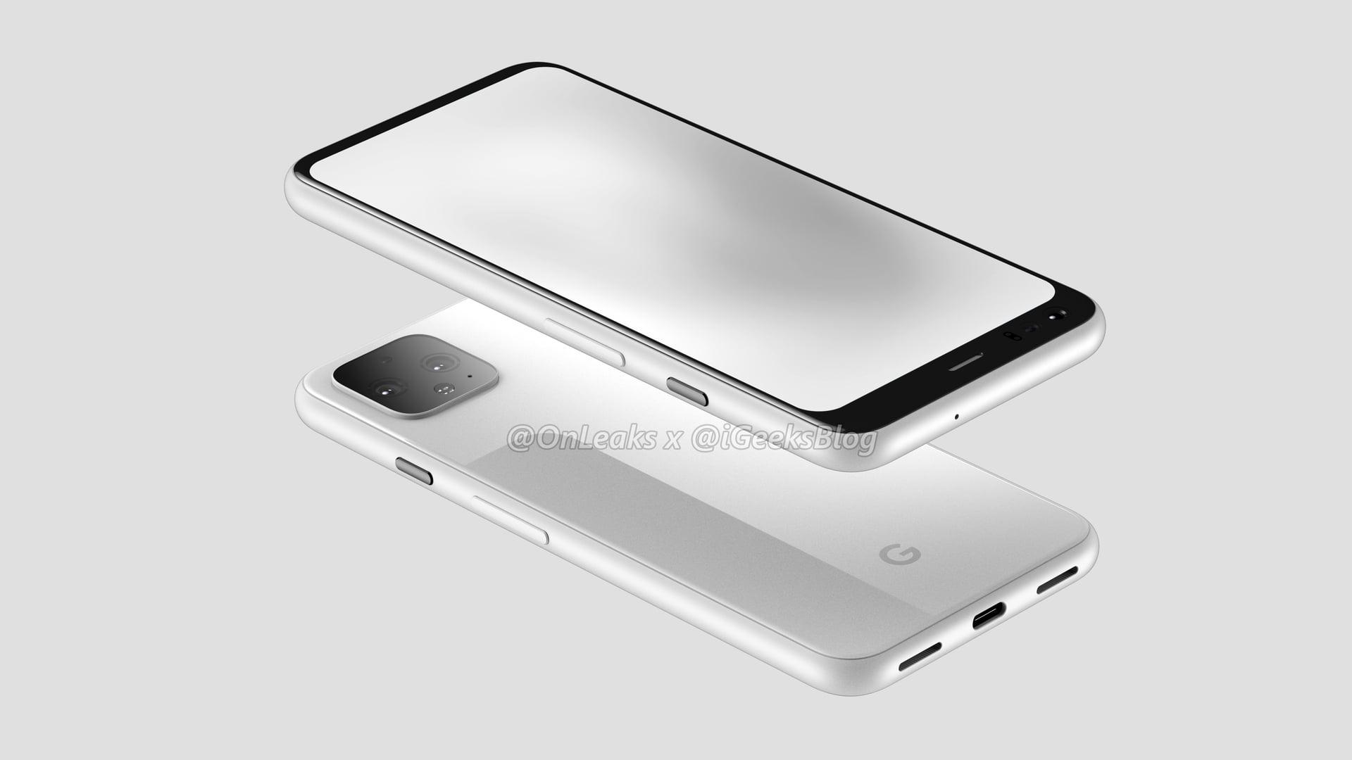 سنسورهای مرموز گوگل پیکسل 4