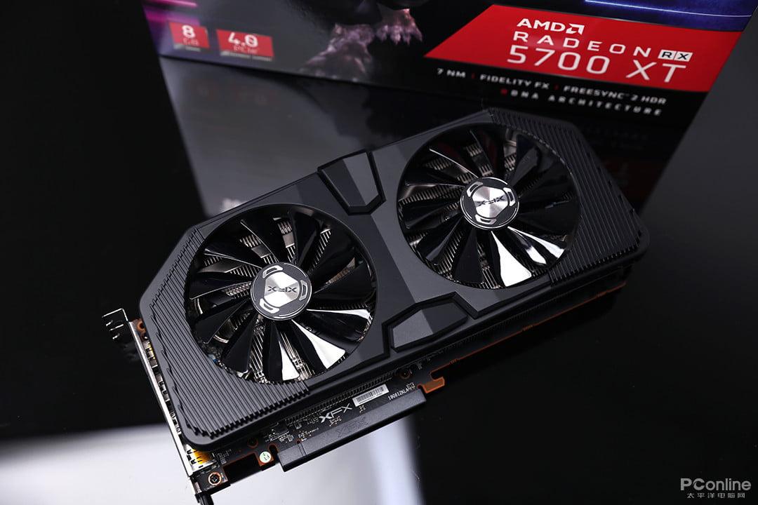 مدلهای سفارشی مختلف سری AMD Radeon RX 5700 دیده شدند