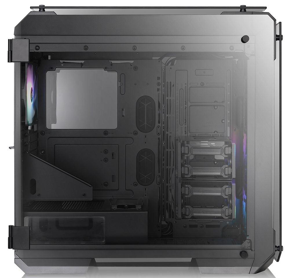 Thermaltake از کیس جدید View 71 Tempered Glass ARGB Edition رونمایی کرد