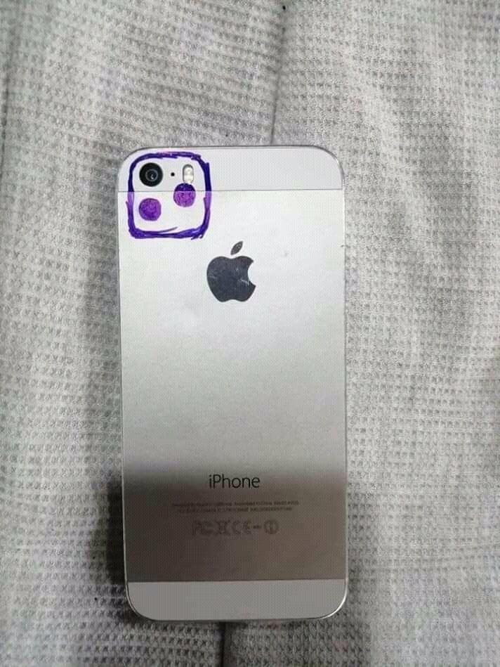مسخره کردن دوربین آیفون 11 اپل