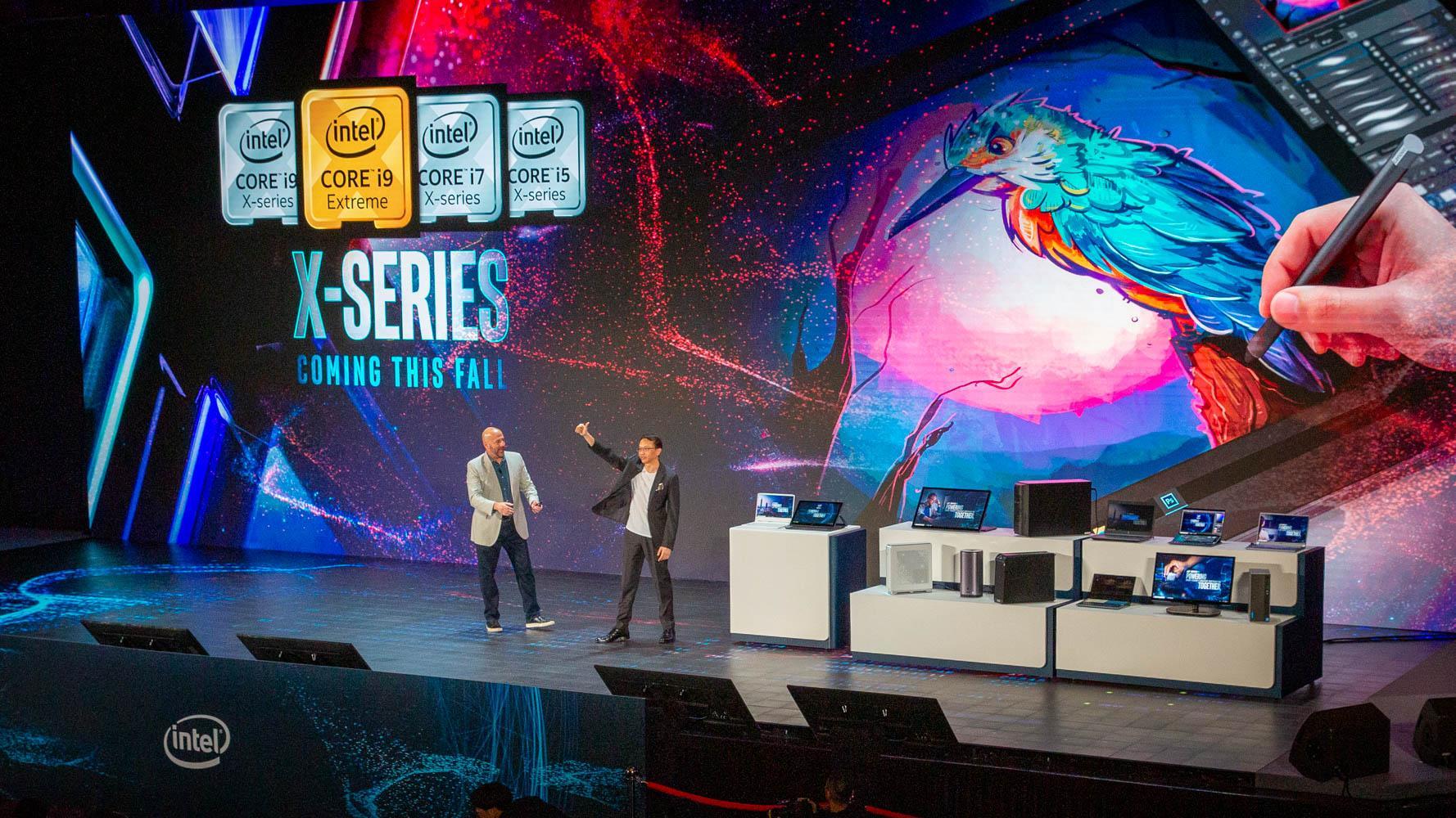 پردازندههای Intel Cascade Lake X تا دو برابر کارایی بر قیمت بیشتری ارائه میدهند