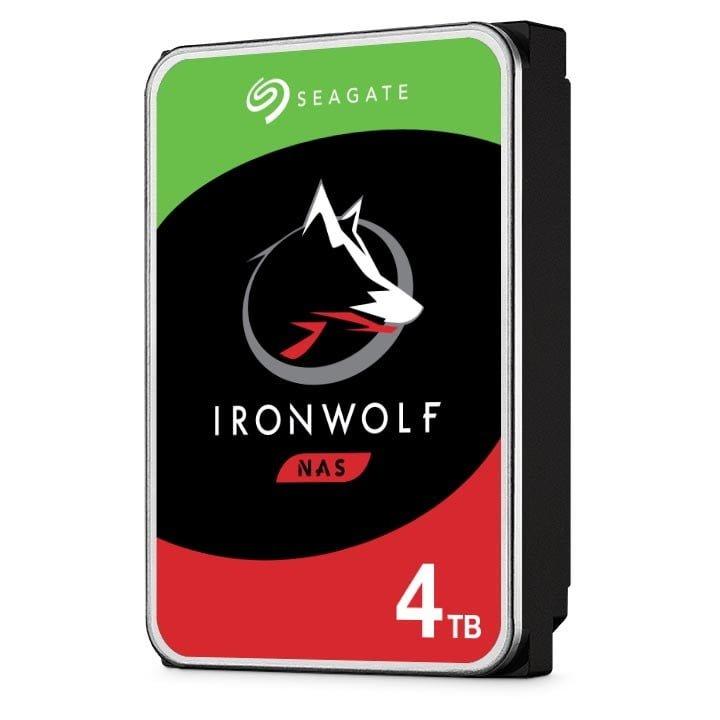 سری IronWolf سیگیت