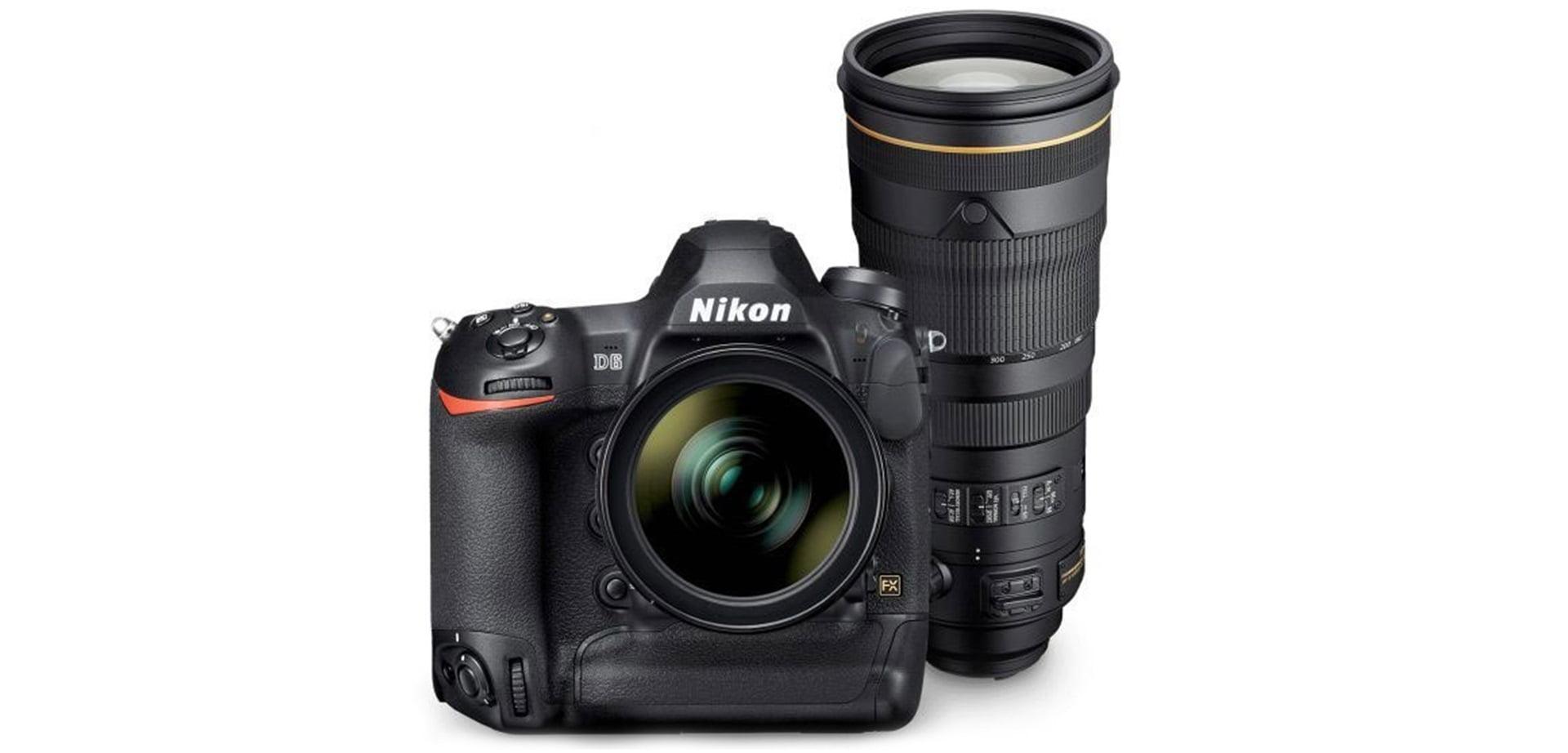 معرفی دوربین DSLR جدید نیکون