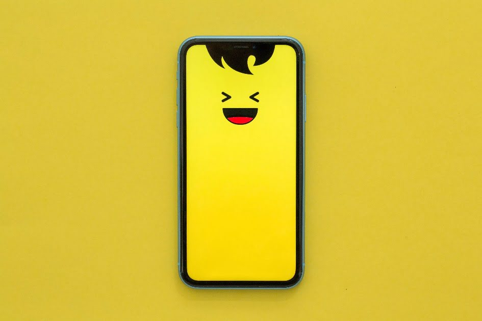 Yellow Emoji Wallpaper