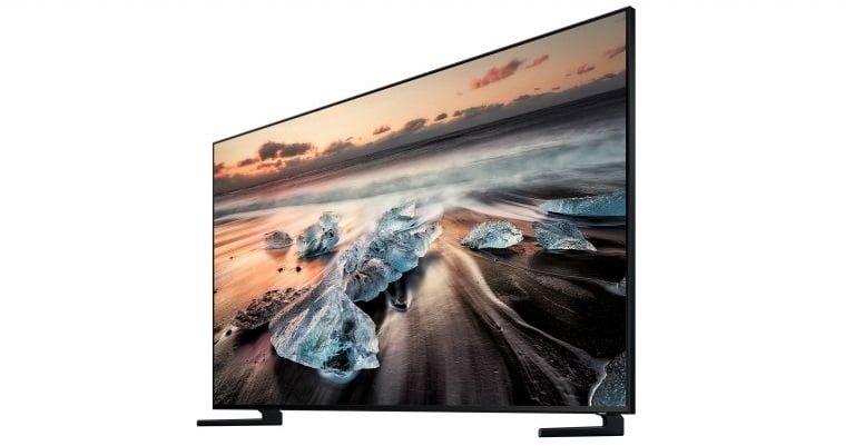 معرفی تلویزیون 55 اینچی 8K