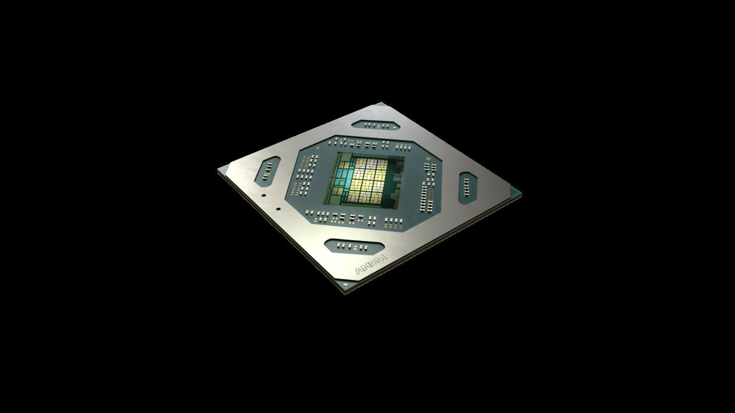 AMD از کارت گرافیکهای سری Radeon RX 5500 رونمایی کرد