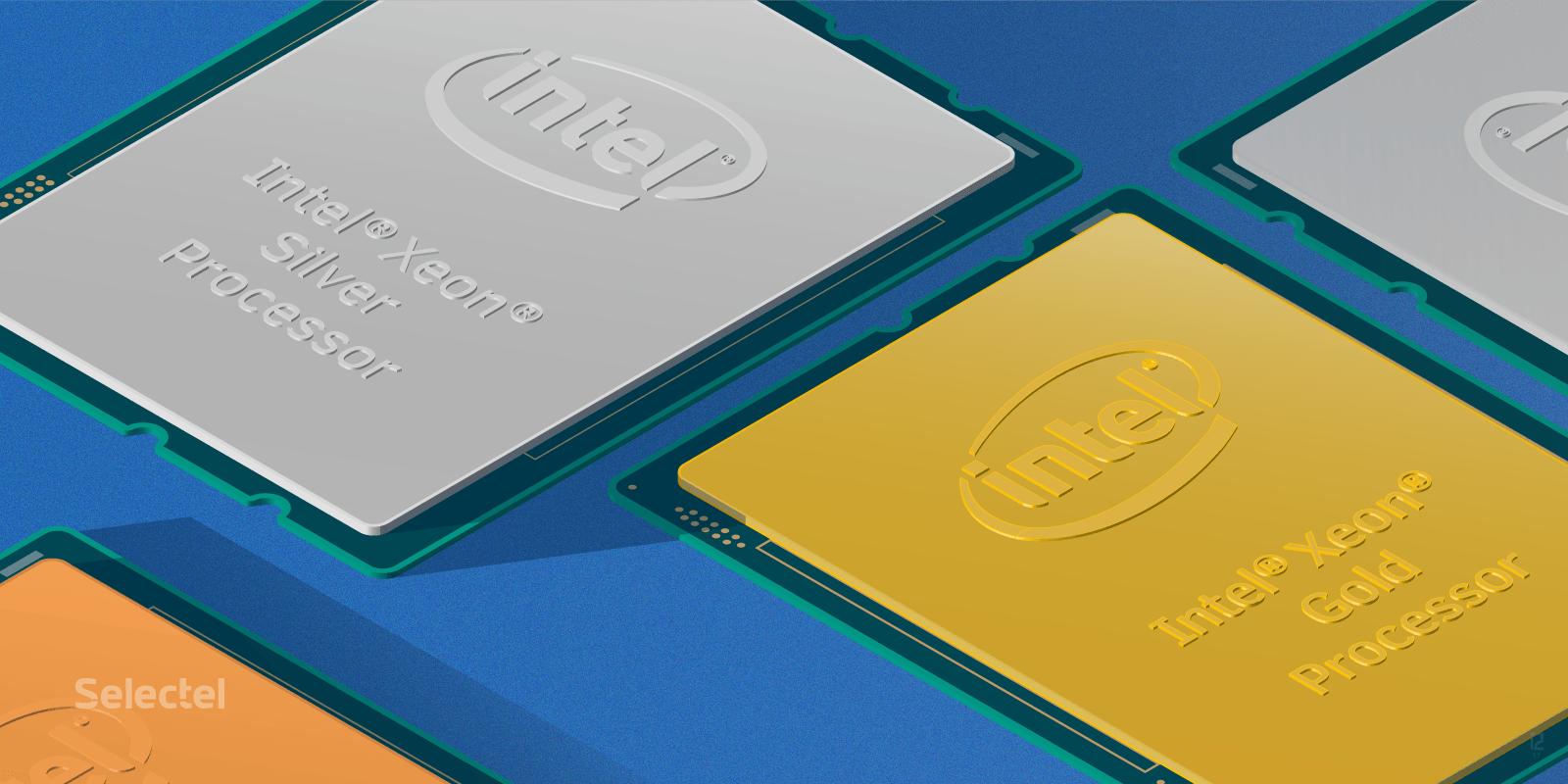 جزئیات خانواده Intel Xeon سال 2020