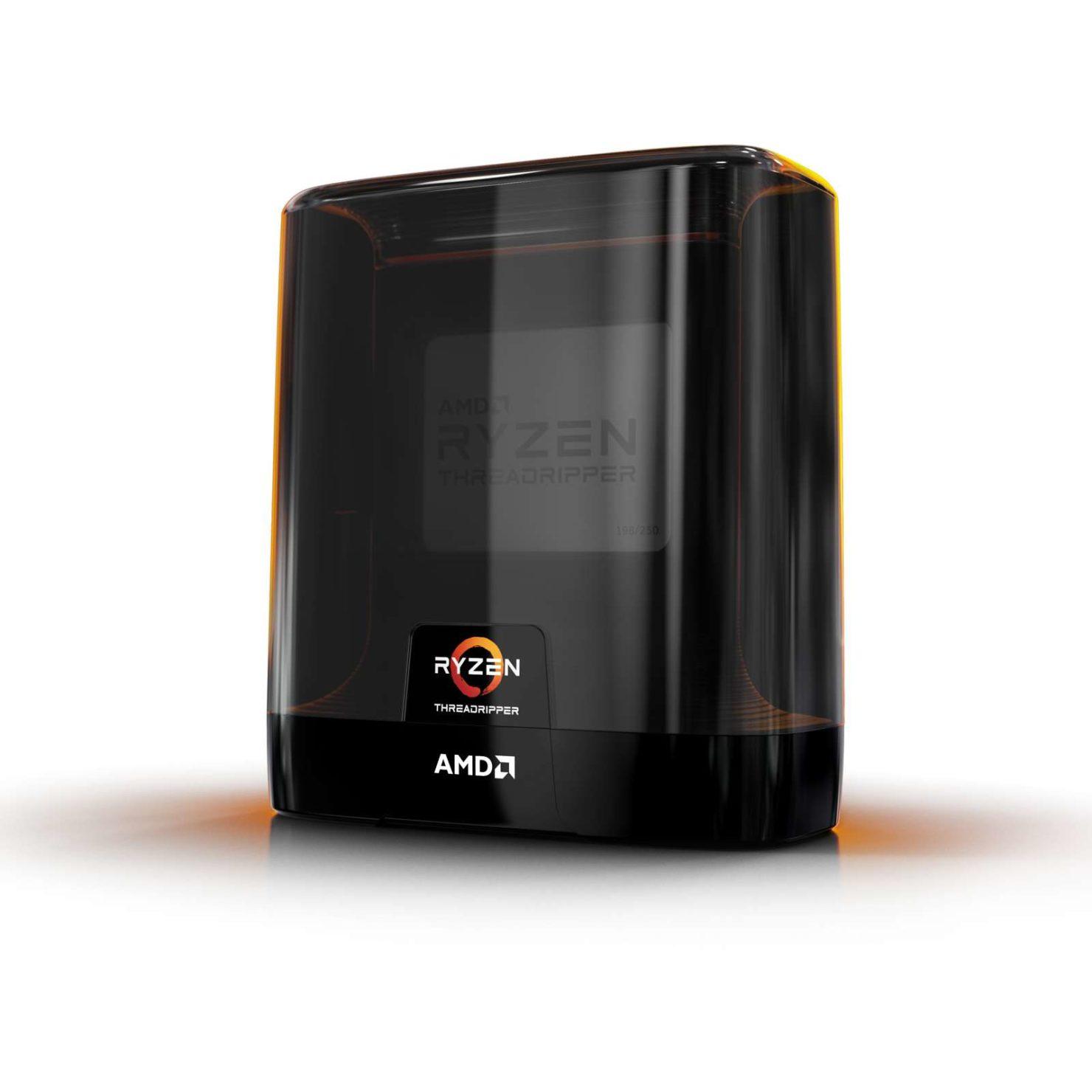 معرفی رسمی پردازندههای نسل سوم AMD Ryzen Threadripper