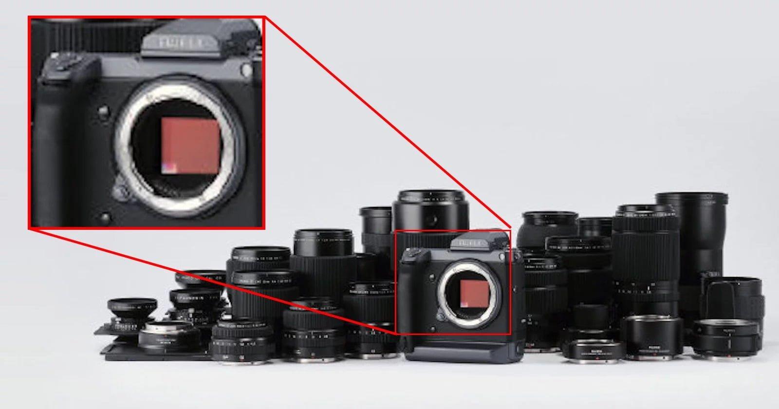تمسخر دوربین 108 مگاپیکسلی شیائومی توسط فوجی فیلم