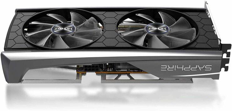کارت گرافیک Sapphire Radeon RX 5500 XT NITRO+ Special Edition