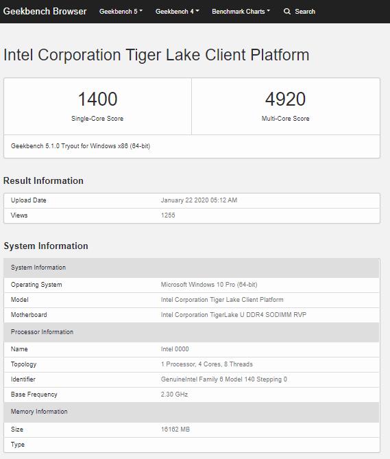 Microsoft Surface Book 3 با پردازنده Tiger Lake یا Core i7 1068G7