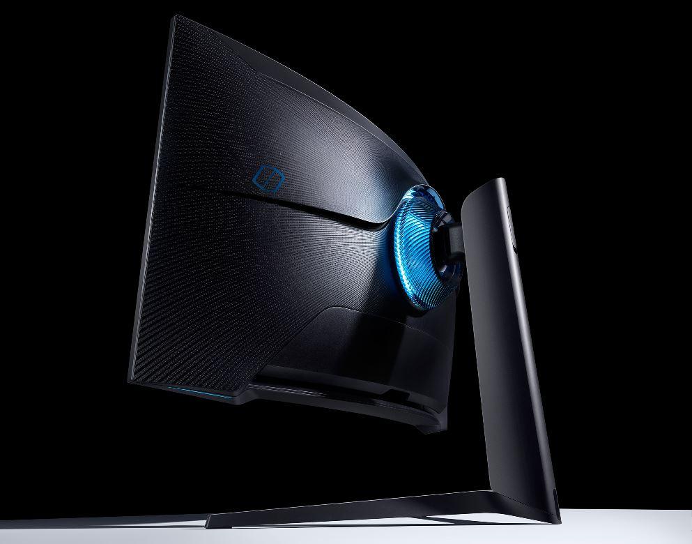 سامسونگ نمایشگرهای گیمینگ فوق العاده عریض Odyssey را معرفی کرد