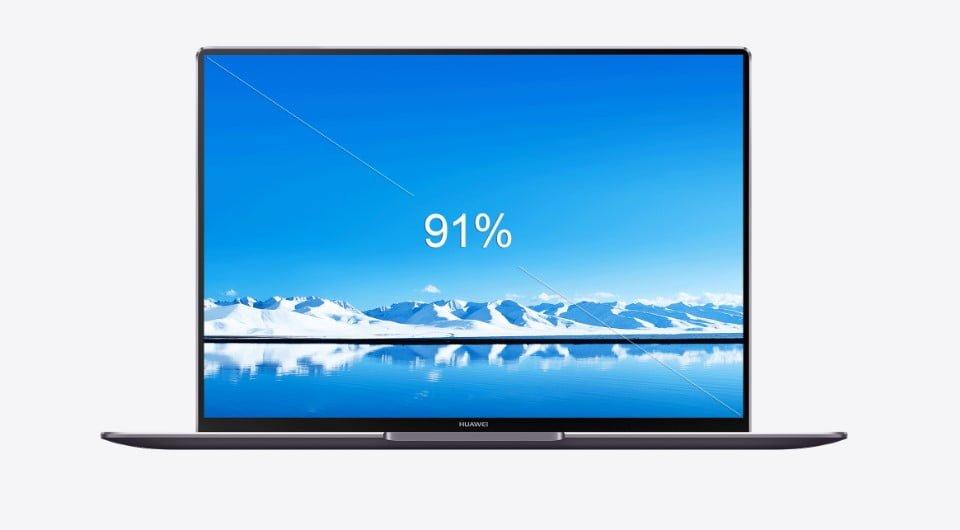 ویژگیهای منحصربه فرد لپتاپ Huawei MateBook X Pro