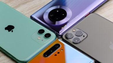 محبوبترین گوشی سال 2019