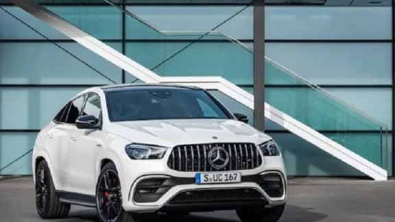 AMG GLE 63 4MAtic+