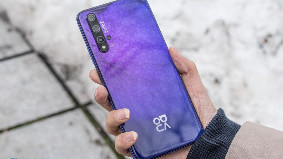جعبهگشایی گوشی نوا 5T هوآوی