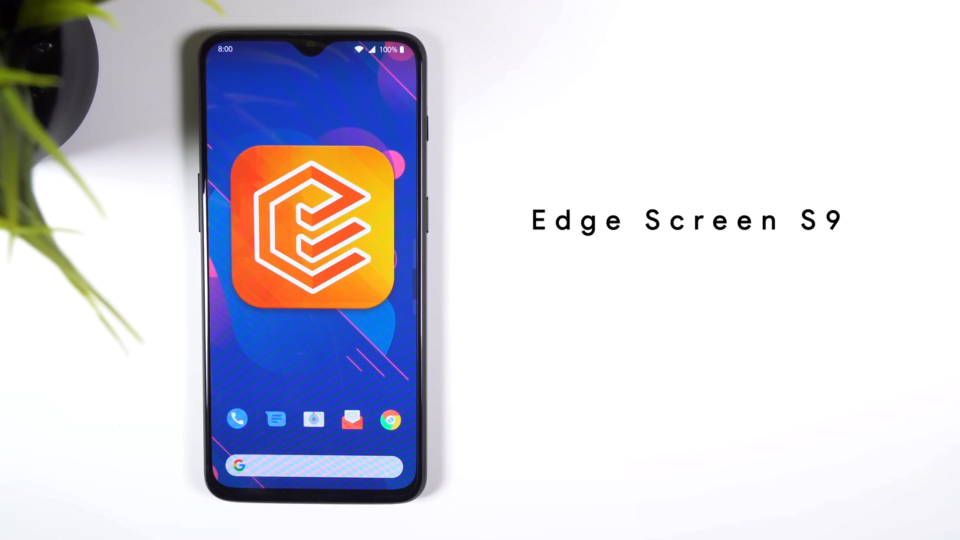 برنامه Edge Screen S9