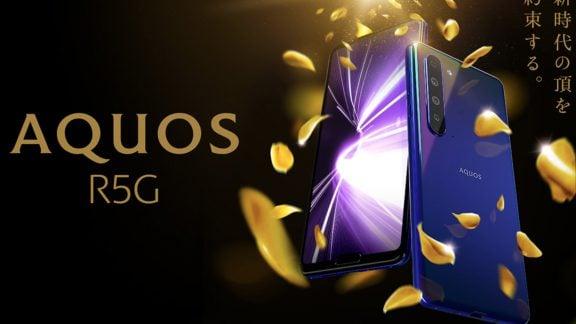 گوشی Aquos R5G شارپ