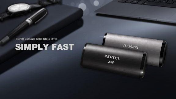 معرفی درایو اکسترنال SE760 توسط ADATA