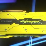 کارت گرافیک GeForce RTX 2080 Ti Cyberpunk 2077 Edition معرفی شد