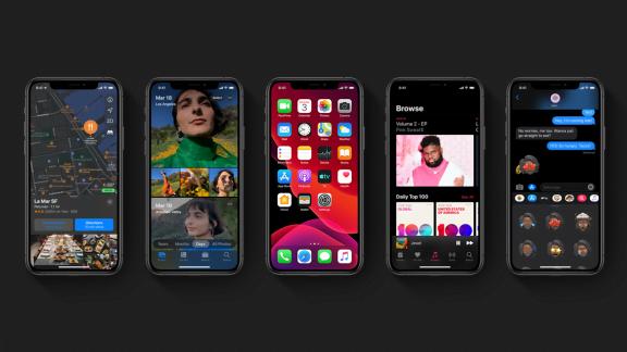 سیستم عامل iOS
