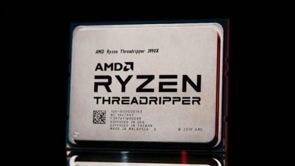 اجرای بازی توسط Threadripper 3990X بدون کارت گرافیک