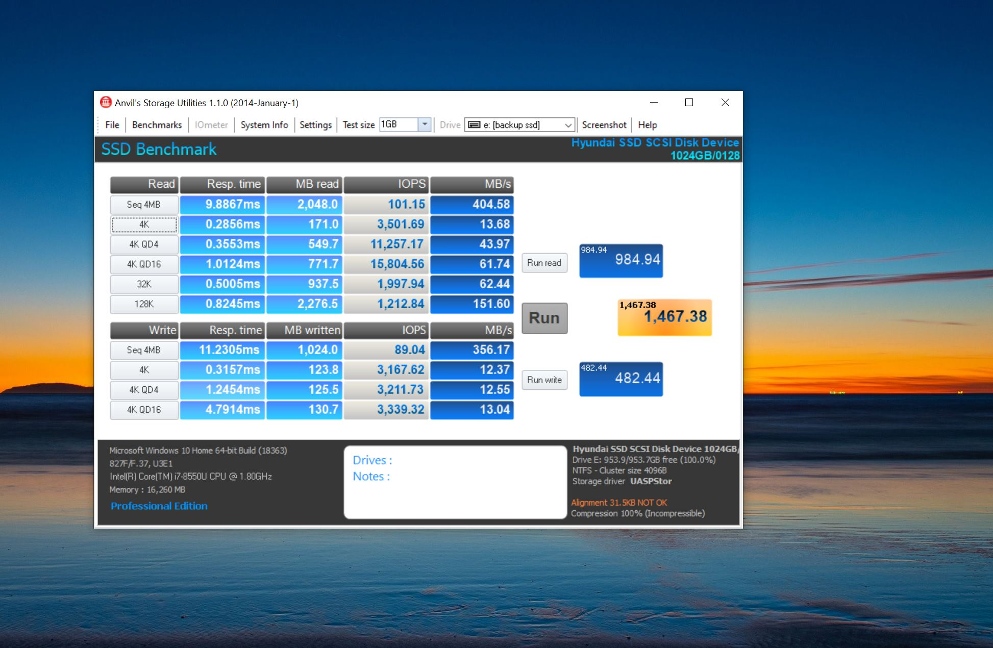 بررسی باکس Thunderbolt 3 NVME M.2 SSD و درایو NVME M.2 SSD V500 جدید شرکت Orico