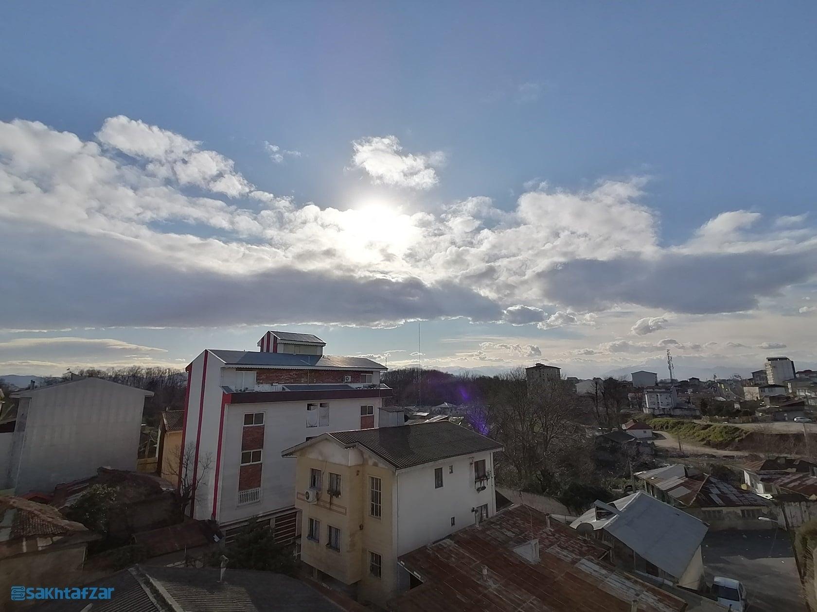 نمونه عکس دوربین Y9s هوآوی