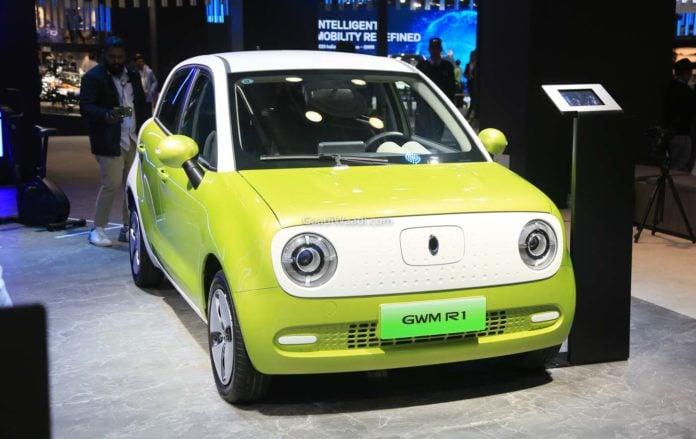 ارزان ترین خودرو برقی جهان