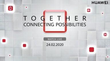 پخش زنده رویداد اینترنتی هوآوی برای معرفی محصولات جدید