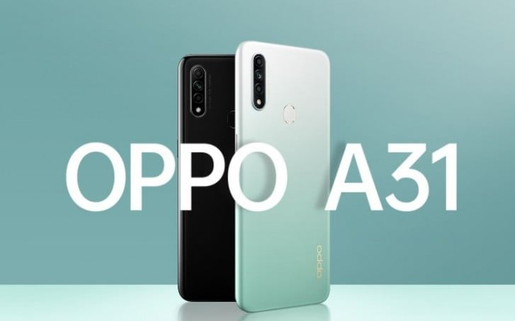 گوشی اوپو A31