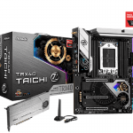مادربرد ASRock TRX40 Taichi به پنج رکورد جهانی برای 3990X دست یافت