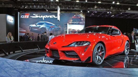 لغو نمایشگاه خودرو دیترویت 2020